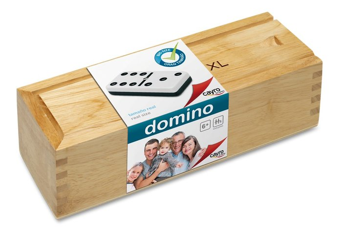 Juego de mesa domino xxl
