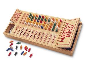 Juego playmind colores madera