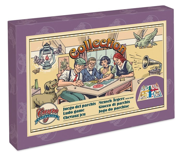 Juego de mesa juego del parchis