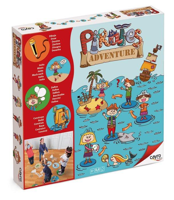 Juego de mesa pirates adventure