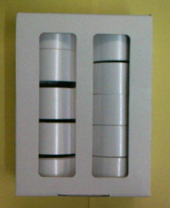 Cinta regalo 2412 31mm blanco