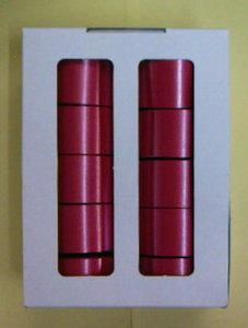 Cinta regalo 2412 31mm rojo