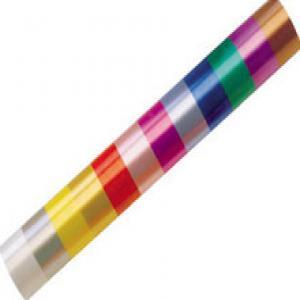 Cinta regalo 2412 19mm colores surtidos