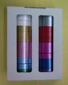 Cinta regalo 2412 13mm colores surtidos