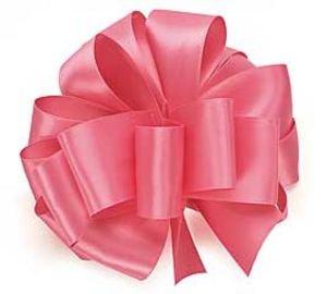 Lazo automatico 2200 50mm rosa