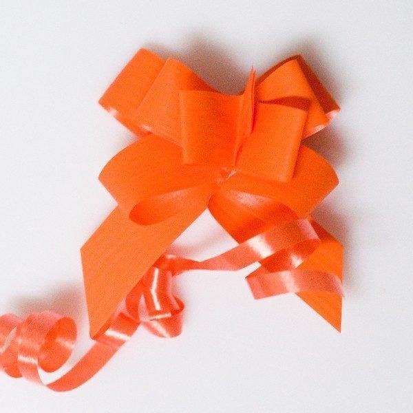 Lazo automatico 2204 50mm mate naranja