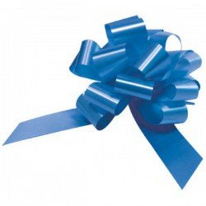 Lazo automatico 2200 19m metalizado azul oscuro