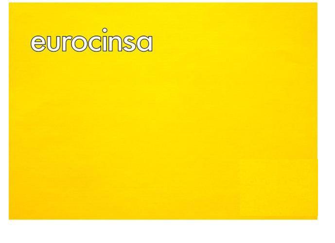 Papel kraft bobina 62 cm todo año 79-c111 amarillo
