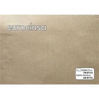 Papel kraft bobina 62 cm todo aÑo 79-c115 plata
