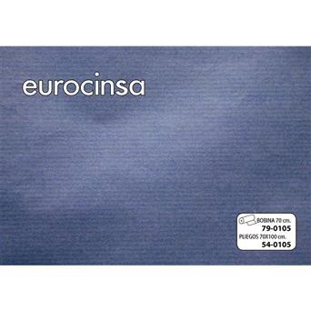 Papel kraft bobina 62 cm todo aÑo 79-c105 azul oscuro