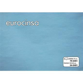 Papel kraft bobina 31 cm todo aÑo 79-z491 azul claro