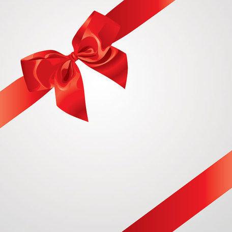 Cinta regalo 2412e 13mm rojo