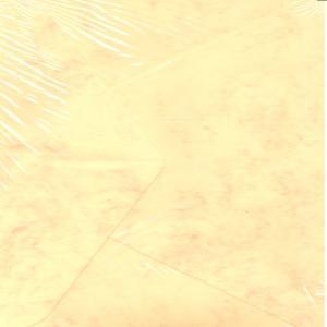 Sobre marmoleado 11x22 amarillo