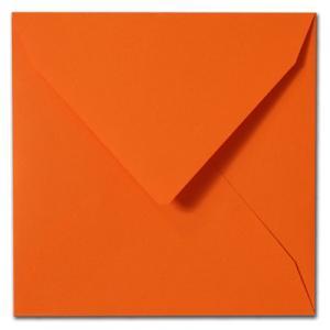 Sobre 17x17 80gr naranja