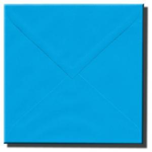 Sobre 17x17 80gr azul turquesa