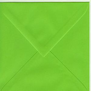 Sobre 17x17 80gr verde hierba