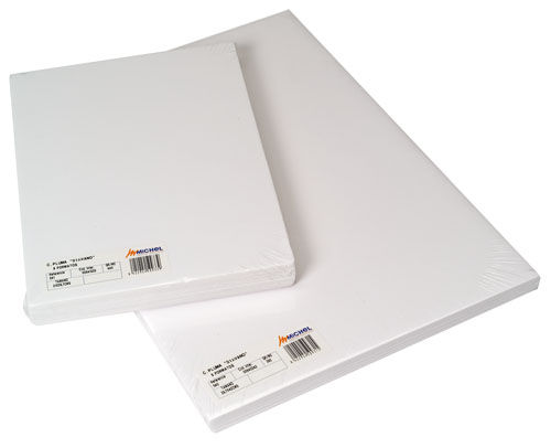 Carton pluma a3 3mm blanco