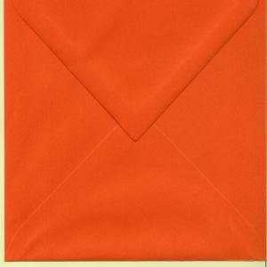 Sobre 11x22 80gr naranja