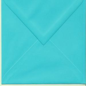 Sobre 11x22 80gr azul turquesa