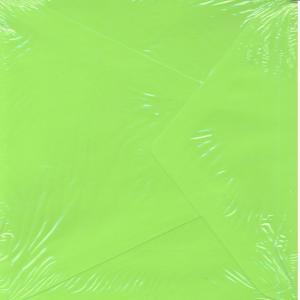 Sobre 11x22 80gr verde hierba