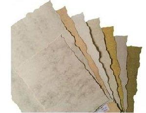Pergamino a5 troquelado 2608 parchment humo