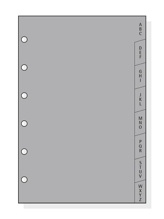 Indice plastico az/8 603 c364