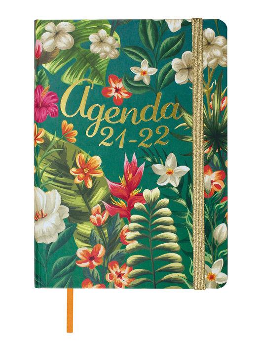Agenda escolar 2021-2022 finocam natual tropical m4 dia pagi
