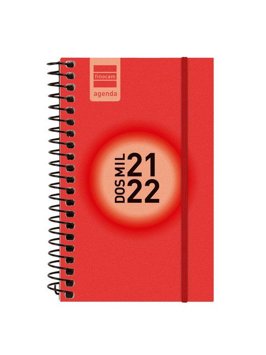 Agenda escolar 2021-2022 finocam espir label e3 semana vista
