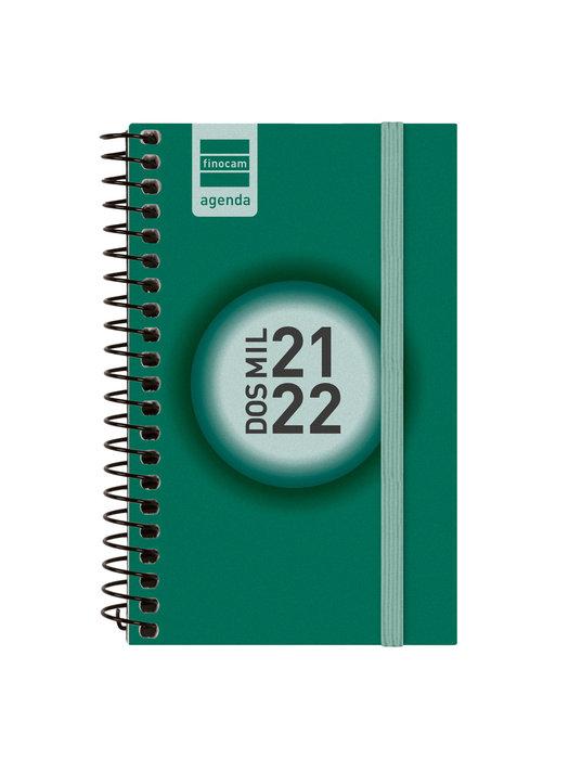 Agenda escolar 2021-2022 finocam espir color e3 semana vista