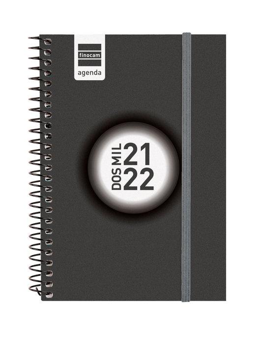 Agenda escolar 2021-2022 finocam espir label e8 semana vista