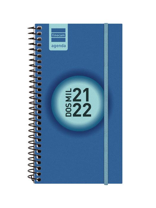 Agenda escolar 2021-2022 finocam espir label e9 semana vista