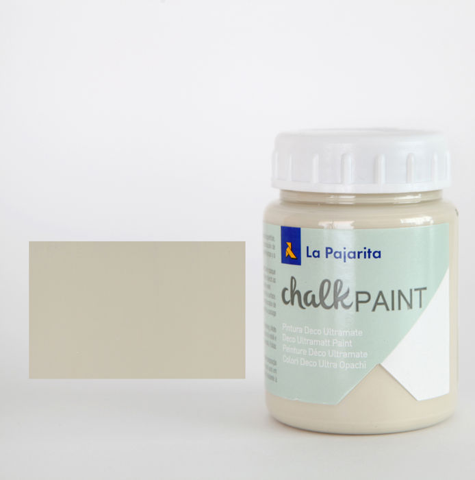 Pintura pajarita 75ml chalk paint cp-04 beige antiguo