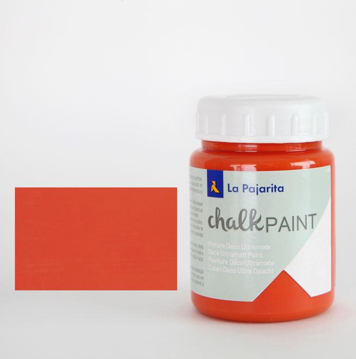 Pintura pajarita 75ml chalk paint cp-09 naranja nepal