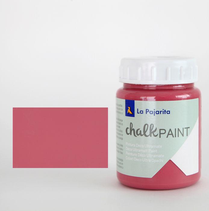 Pintura pajarita 75ml chalk paint cp-10 fresa boho