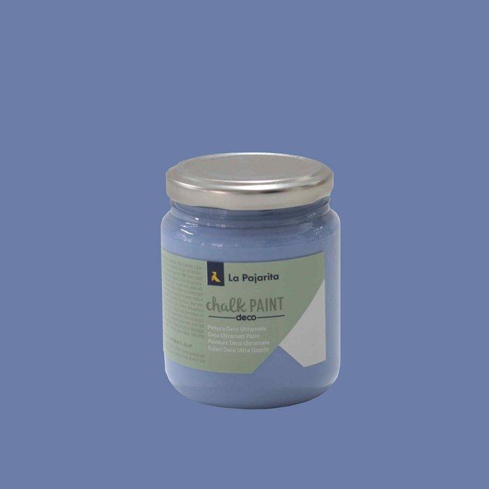 Pintura pajarita chalk paint 175 ml cp-14 azul horizonte