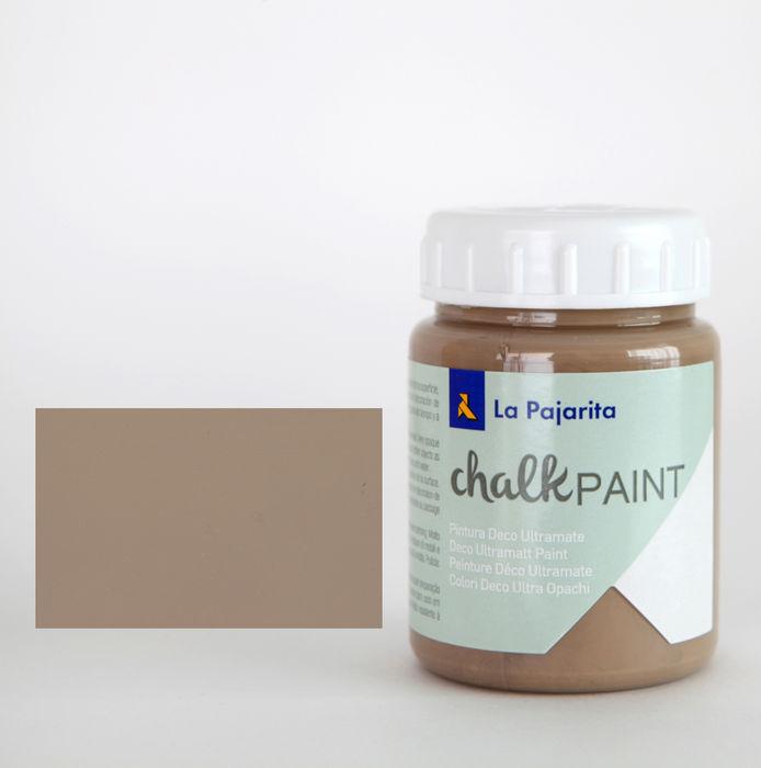 Pintura pajarita 75ml chalk paint cp-25 marron eiffel