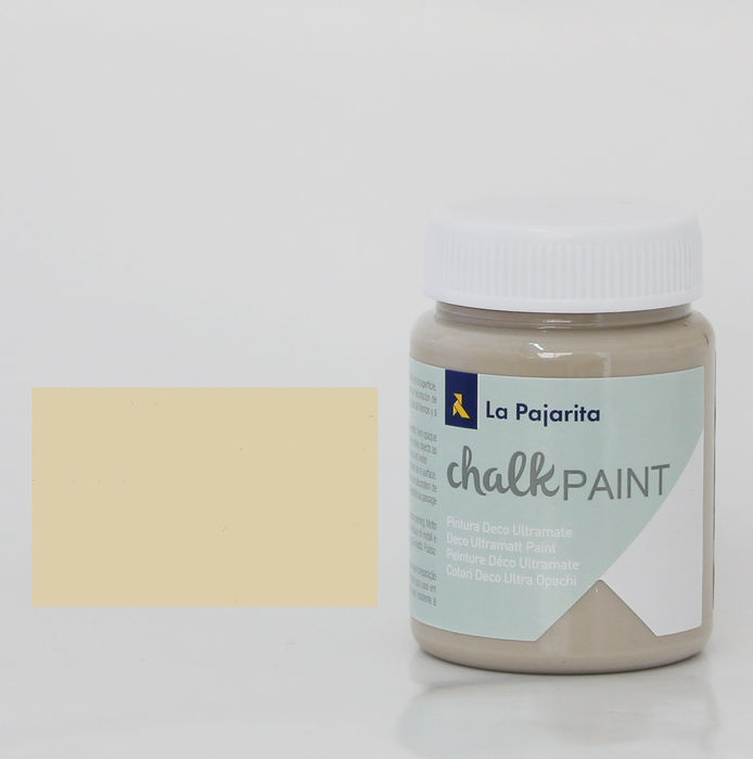 Pintura pajarita 75ml chalk paint cp-29 lino