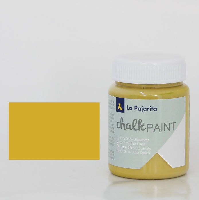 Pintura pajarita 75ml chalk paint cp-32 dijon