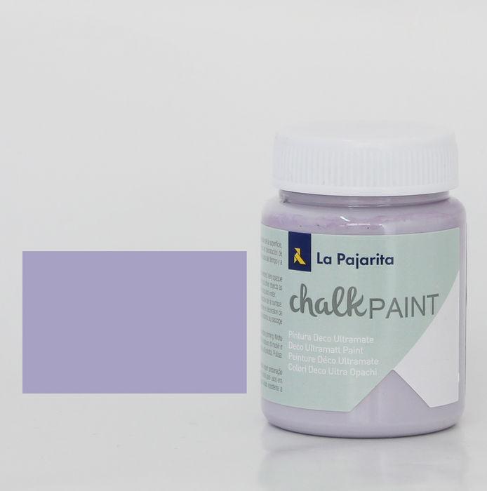 Pintura pajarita 75ml chalk paint cp-35 violeta