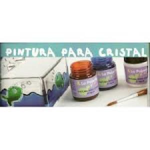 Pintura cristal 50ml violeta