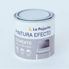 Pintura pajarita 250 ml efecto cemento