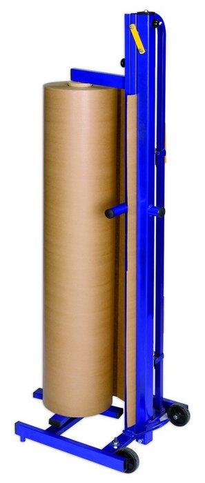 Portabobinas vertical hasta 120 cm de ancho