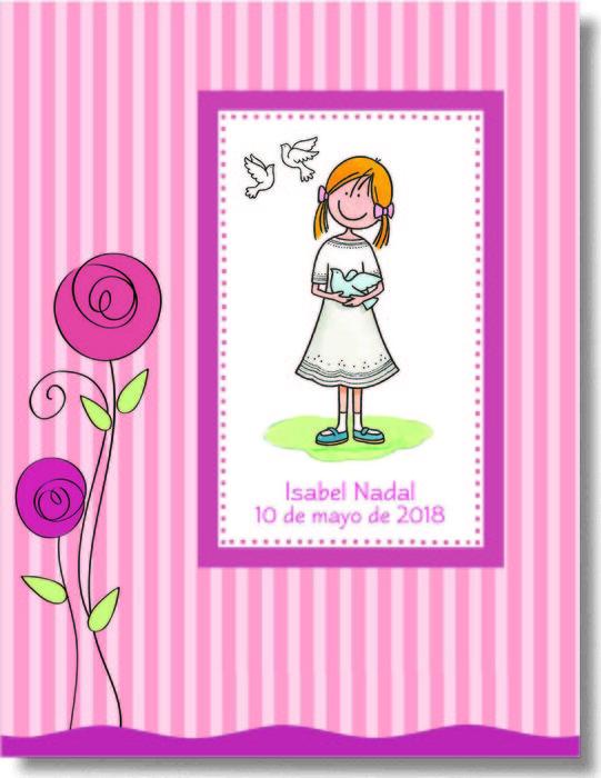 Libro elegance color niÑa 21522