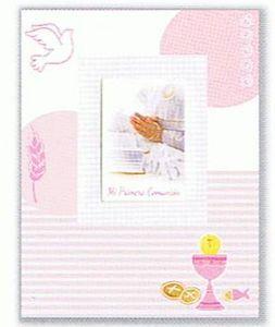 Libro portarretratos elegance comunion 21540