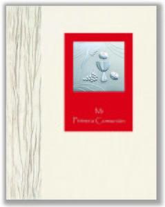 Libro luxury comunion 21705