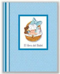 Libro bebe color niÑo 28076