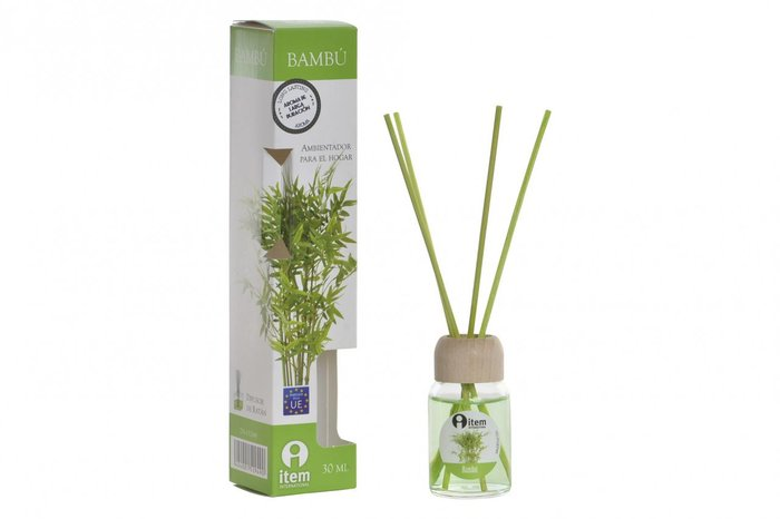 Difusor aroma 30 ml bambu