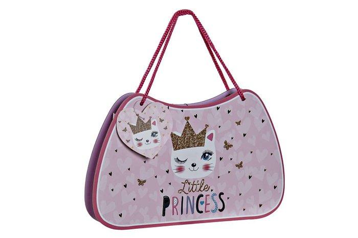 Diario carton papel little princess