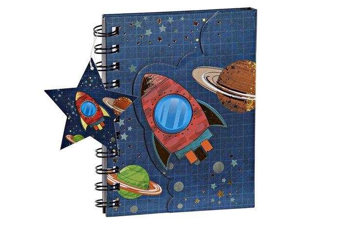 Libreta carton papel cosmos 3 surtido