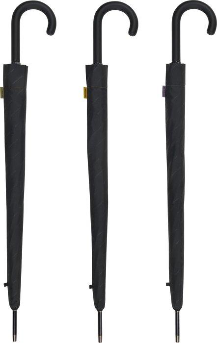 Paraguas pierre cardin caballero negro largo